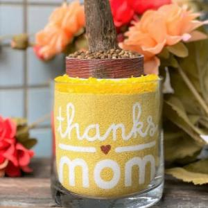 Thanks♡mom