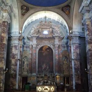 トスカーナ町紹介:モンテ・アミアータにある町カステル・デル・ピアノ
