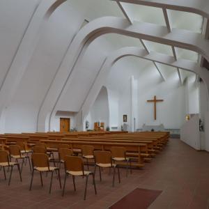 エミリア=ロマーニャ3泊4日旅:アアルトの教会~ポッジョ・レナティコ