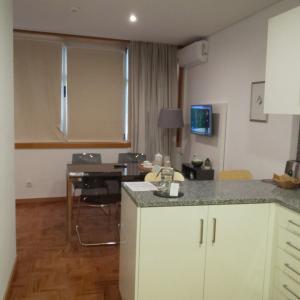 ポルトで泊ったアパートメント・サンタ・カタリーナにあるアパートメント