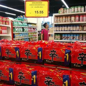 なぜ韓国の辛ラーメンは災害などの買いだめパニック時でも売れ残るのか?