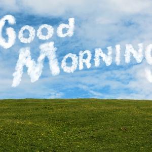 『Good Morning』の意味は本当に『おはよう』なのか?
