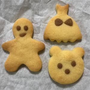 サクサククッキーの作り方