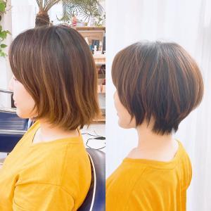 【ご感想】外見はメイクよりも髪。大発見でした。