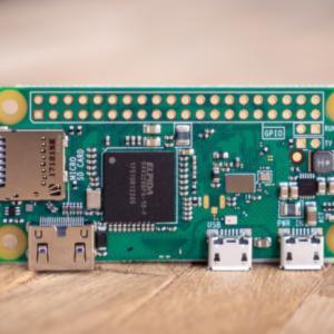 5V駆動LEDでM5StickCのGPIOポートにかかる電圧