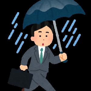 梅雨の話と少しコロナの話('ω')