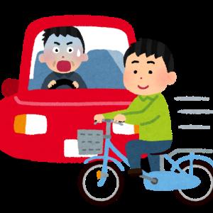 交通事故の話('ω')