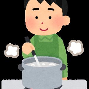 料理の話('ω')