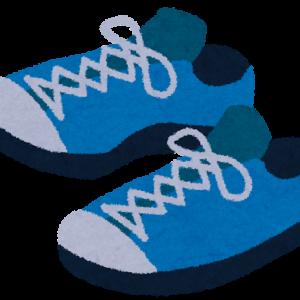 不潔恐怖症の靴の話('ω')