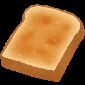 パンの話('ω')