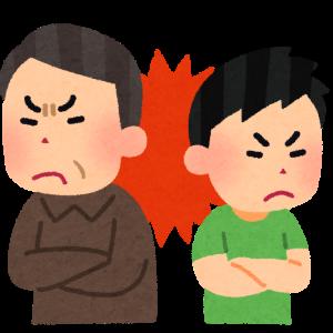争いの話('ω')