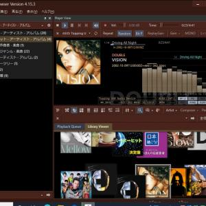 Windows版TuneBrowser 再生中に音が途切れる