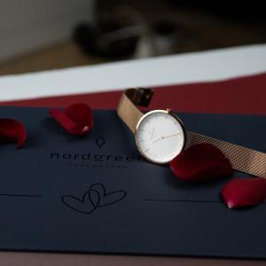 腕時計 nordgreenのデザイナーはBang &Olufsenのデザインもしていた