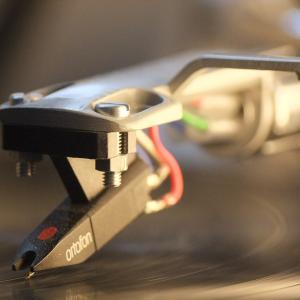 DS Audioの光カートリッジ、動画でレコードの原理も少しわかった気がする