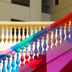 色のしくみ!光と色の関係と加法混色・減法混色・中間混色について!!
