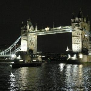 [ロンドン]ロンドン橋と間違えていた橋「タワーブリッジ」
