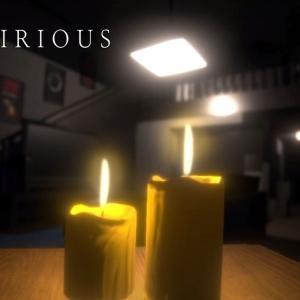 深夜の訪問者 ホラーゲーム【DELIRIOUS】の遊び方やあらすじ解説