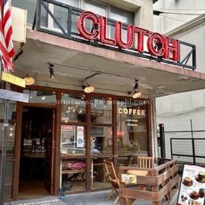 江坂のおしゃれカフェCLUTCH(クラッチ)|ビンテージな雰囲気漂う居心地良すぎるお店