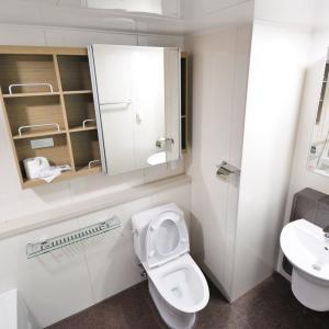 トイレの存在をインテリアに。システムトイレは空間の美観と使い勝手に優れる
