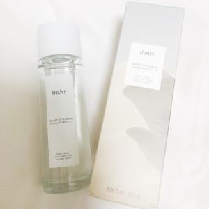 【韓国コスメ】今リピしているハクスリーのトナー化粧水♫