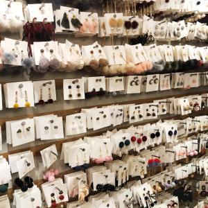 【東大門】かわいいアクセサリーの人気のお店でお買い物♡