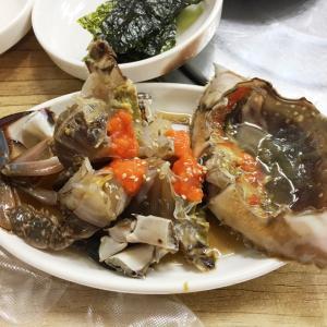 【韓国グルメ】美味〜♡有名なカンジャンケジャンのお店!