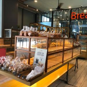 4月22日のシンガポール:コーヒーショップやパン屋さんは今