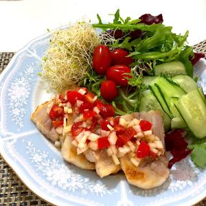 行った気になるブラジル料理:万能お肉用ソース ヴィナグレッチ