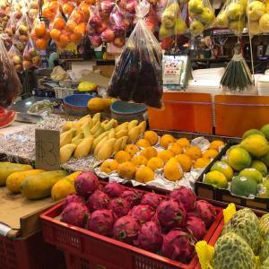 南国生活日記:赤いドラゴンフルーツの謎!?