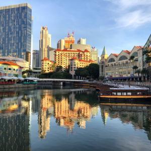 2020年9月半ばのシンガポールで思ったこと