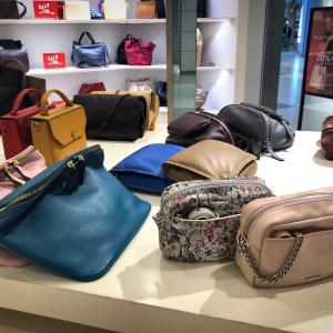 ミラノ発!本革のRABEANCOのバッグをシンガポールで
