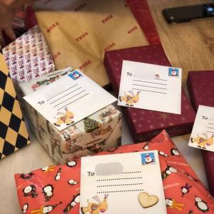 シンガポール人の友人宅でクリスマス会:プレゼント交換で勘違い
