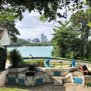 シロソ砦:日本人なら知っておくべきシンガポールに行ってきました