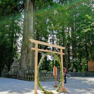 パワースポット 戸隠神社で半年間の「みそぎ」する