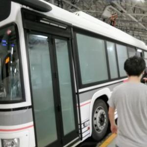 2020黒部ダム行きました!②扇沢駅から黒部ダムまで電気バス
