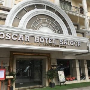ホーチミンで泊まったホテルは、ビジネスホテル系?(ベトナム2019〜2020)