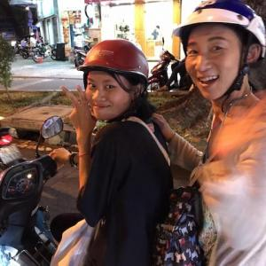 バイクで巡るストリート・フード(ベトナム2019〜2020)