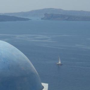 「一言にして云えば地中海はヨット乗りの天国である。」・・・(田辺英蔵氏の論文より)