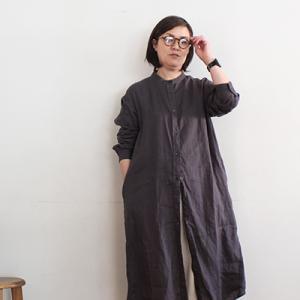 無印良品でテレワークの着こなしを考える。