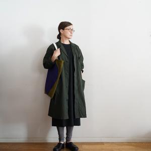 無印良品 人気企画「無印のメンズを妻が着る」ショップコート
