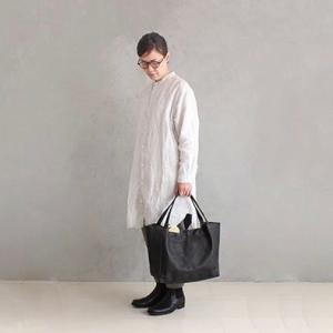 無印良品 番外編 カバンマニアの妻が認めた「やさしい革」のレザーバッグ