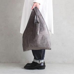 無印良品 番外編 カバンマニアの妻がうなった「洗える革」のスエードバッグ