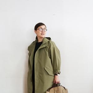 無印良品 MUJI Laboの春の新作コートをGETした!