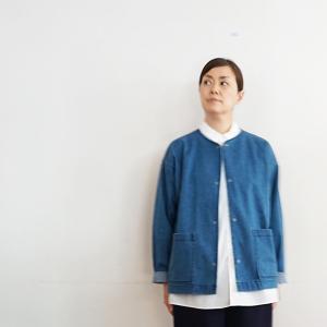 無印良品 もう冬物は欲しくない。MUJI Laboの新作デニムシャツジャケがいい感じ。