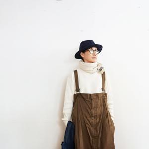 無印良品 春の新作ワッフルセーターで上品オシャレカジュアルコーデ!
