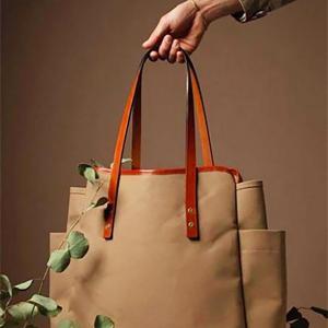 無印良品 番外編 バッグマニアの妻が認めた「美しい帆布のトートバッグ」間もなく受注受付終了!