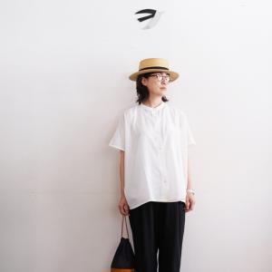 無印良品 白シャツは何枚あっても欲しくなる!売り切れ前にGETして。