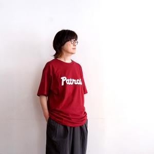 無印良品 番外編 ムジパトのTシャツを作っちゃった!真夏にピッタリのロゴTです☆