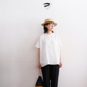 無印良品 もうすぐ完売!白シャツは何枚あっても欲しくなる!ワンサイズ企画がいい感じ。