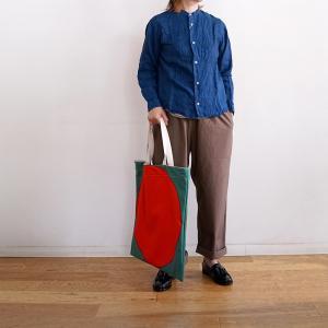 無印良品 秋にはブラウンのパンツが良く似合う。ネットは完売⁉お店で見たらチェックして!